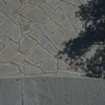 Pavimentazione esterna in pietra serena