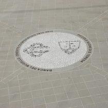 Pavimento e mosaico